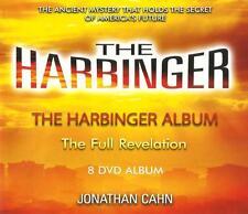 THE HARBINGER: The Full Revelation by Jonathan Cahn. New Eight DVD Album Set