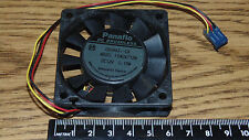 NEW REPLACEMENT COOLING FAN FOR CPS2 OR NAOMI SYSTEM 60mm 12V PANAFLO FBA06T12M