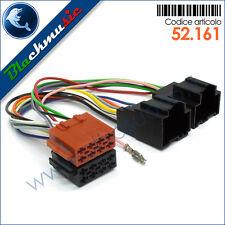 Cavo adattatore ISO autoradio Chevrolet Aveo (T250 2008-2011) no active system