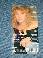 """KYLIE MINOGUE Japan Only 1988 Tall 3"""" CD Single TURN IT INTO LOVE"""