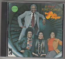 THE STAPLE SINGERS - be altitude respect yourself CD