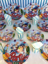 Party Supplies Under The Sea Birthday Boy/Girl Decoration Perfect for 20 Guests