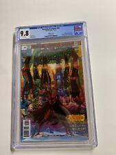 Uncanny Avengers 28 Cgc 9.8 Avengers Cover Swipe Lenticular Variant
