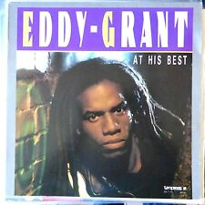EDDY GRANT LP AT HIS BEST 1985 POLAND VG++/VG++