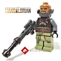 Lego Star Wars Klatooinian Raider (with neck armour) from set 75254