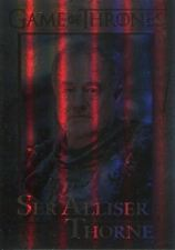 Game Of Thrones Season 6 Foil Base Card #75 Alliser Thorne