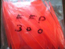 Flex-Fletch Products Ffp300 Vanes Fluorescent Blaze