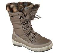 Skechers Woodland Bundle Up Womans Boots Asst Sizes New 48648/DKTP