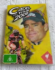 CADEL ON TOUR 2008– DVD, REGION-ALL, LIKE NEW, FREE POST IN ASUTRALIA