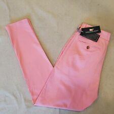 Vineyard Vines Breaker Pants Size 30x32 Pink Cotton Blend Cotton Candy Color New