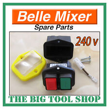 BELLE MIXER SWITCH, 240V MINIMIX 150 MOTOR SWITCH *1ST CLASS POST* MIX
