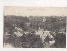 Longueville France Vue Generale 1908 Postcard 720a