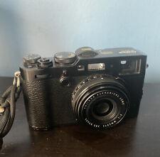 Fujifilm FinePix X100F 24.0 MP Digital Camera - Black
