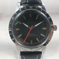 Vintage Titus Mechanical Hand Winding Movement Mens Analog Wrist Watch CA319
