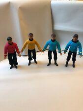 Mego Vintage Star Trek Action Figure Lot 1970's Bridge Crew Original