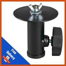 35mm Speaker Stand Extension Lighting Light Effect Support Adaptor Top Hat