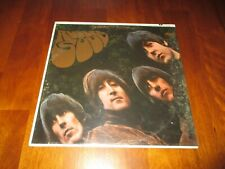 The Beatles Rubber Soul [LP] (Vinyl, Capitol) Sealed Brand New