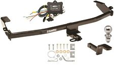 2005-2009 CHRYSLER PT CRUISER CONVERTIBLE COMPLETE TRAILER HITCH TOW PACKAGE NEW