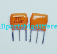 5pcs NEW 10.0MHz 10.000 MHz 3-PINS CERAMIC RESONATOR Oscillator 10.0MT