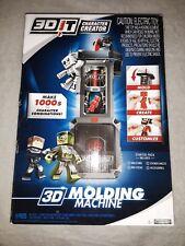 3D It Molding Machine Character Creator (New)