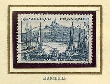 STAMP TIMBRE FRANCE OBLITERE N° 1037  MARSEILLE LLE VIEUX PORT