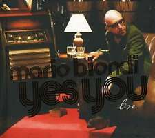 Yes You Live [2 CD] - Mario Biondi