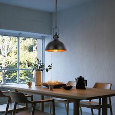 Iron Lampshade Hanging Light Fixtures Pendant Lamp Ceiling Chandelier Lighting