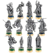 Noble Collection - Lord of the Rings Chess Pieces The Return of the King NEW