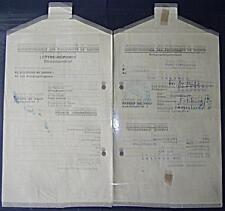 POW Camp 154 Sorgues France 1948 German Prisoner War Kriegsgefangenenpost 77