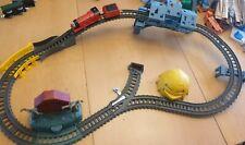 thomas trackmaster Treacherous Traps Set