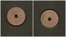 French indo chine 1 cent  1923