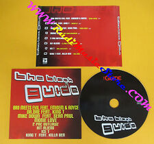 CD Compilation The Black Guide PROMO EMINEM DR.DRE 2PAC ICE T no mc dvd(C33)