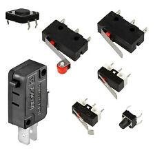Micro-Druck-Taster Öffner-Schließer Push Button sub-miniatur Mikro-Schalter mini