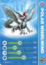 Polar Whirlwind Skylander Giants Stat Card Only!