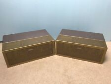 Pair of Original Marantz 2 Vintage Tube Amplifier Excellent Condition with Case