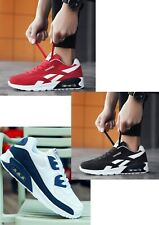 New listing Men's Shoes Sports Running Casual Trainers Jogging Athletic Tennis Sneakers Gym