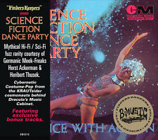 Science Fiction Dance Party (Dance With Action) - Science Ficti (2009, CD NIEUW)
