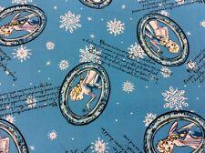 Springs Creative - Disney's Frozen - Elsa Framed - 100% Cotton -Patchwork Fabric