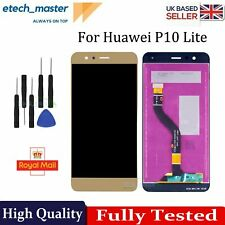 For Huawei P10 Lite LCD Gold WAS-LX1 Touch Screen Digitizer Display Replacement