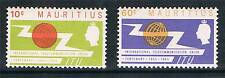 Mauritius 1965 I.T.U.Year SG 332/3 MNH