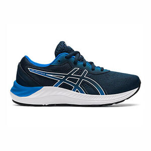 Asics GEL-Excite 8 GS [1014A201-411] Kids Running Shoes French Blue/White