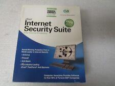 Computer Associates eTrust Internet  - Total Internet Protection - New/Sealed