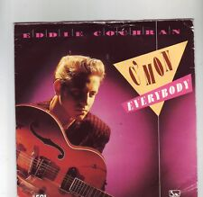EDDIE COCHRAN C'MON EVERYBODY LIBERTY RECORDS IN PICTURE SLEEVE