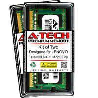 16GB 2x 8GB PC3-12800 DDR3 1600 MHz Memory RAM for LENOVO THINKCENTRE M72E TINY