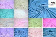High Quality Bright Vibrant 4 Colour Check Faux Taffeta India Silk Dress Fabric