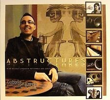 """Lubos Sramek """"Abstructures"""" audio CD IMPORT Music Centre Slovakia"""