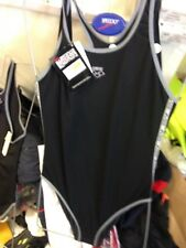 ARENA ladies swim wear in SIZE 38/40NCH IN LIME/BLACK AT £10