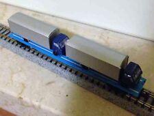 Modellismo: Tomix 2770 Private Owner Tilt-Floor Wagon Type KUMU 80000