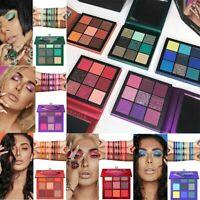 9 Farben Matte Eyeshadow Palette Augen Schatten Kosmetik Geschenk Langlebig