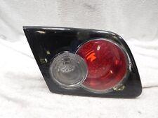 06 07 08 Mazda 6 Left Driver Tail Light Lamp Trunk Inner 2006 2005 2008 Oem 1378